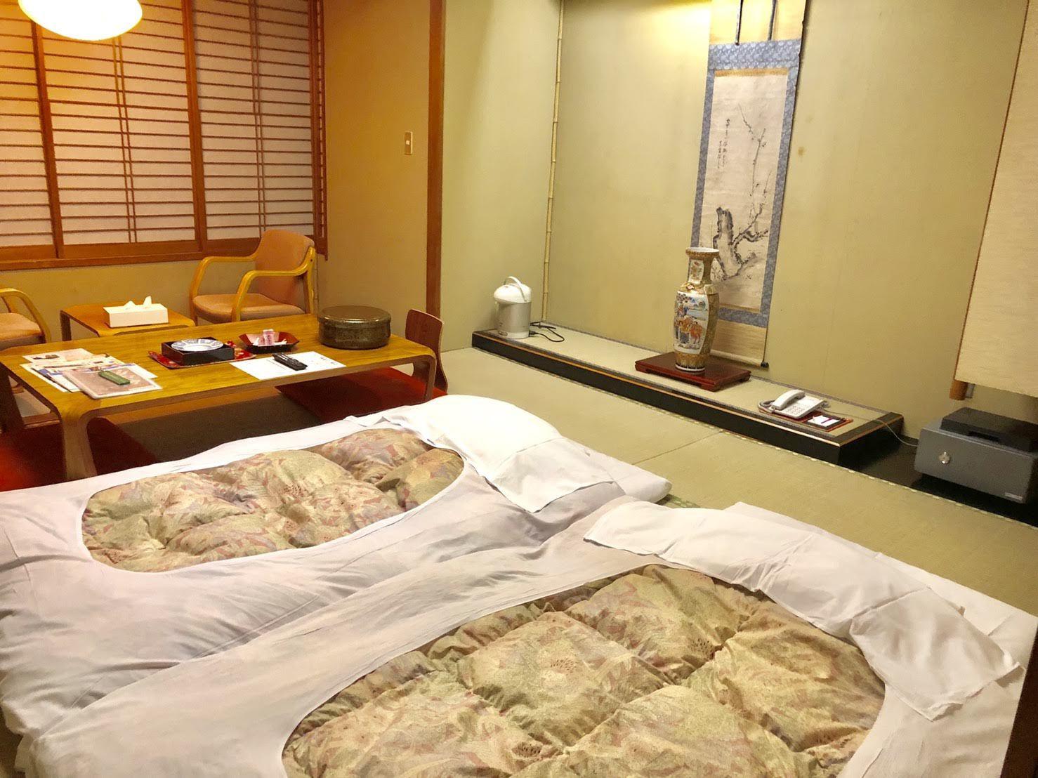รีวิวเที่ยวอะคิตะ(Akita) นอนแบบเรียวกัง