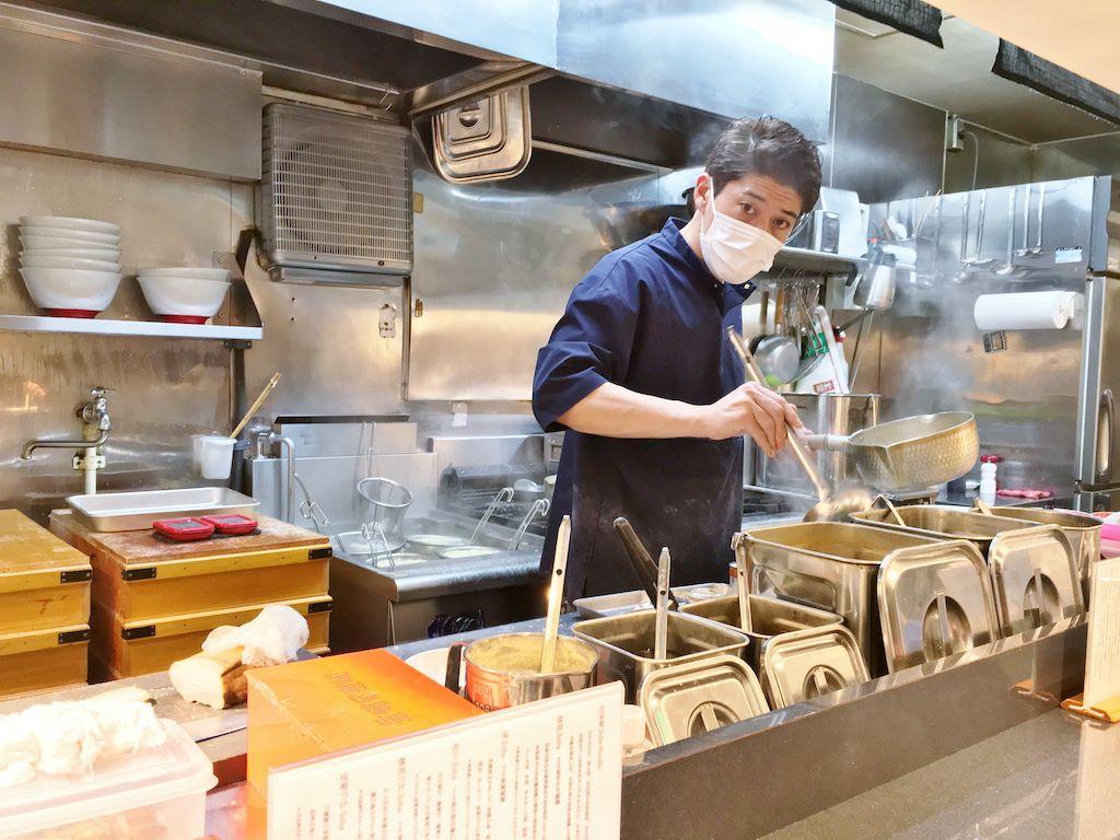 วิธีการจองคิว ร้าน Japanese Soba Noodles Tsutaราเมนร้านแรกในญี่ปุ่นที่ได้รับดาวรางวัลมิชลิน (Michelin Star)