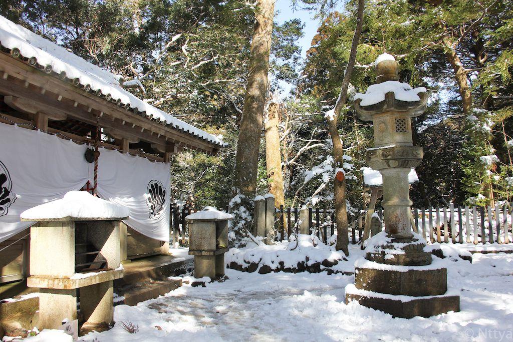 รีวิวเที่ยวศาลเจ้าคิฟุเนะ (貴船神社) และวัดคุรามะ (鞍馬寺)
