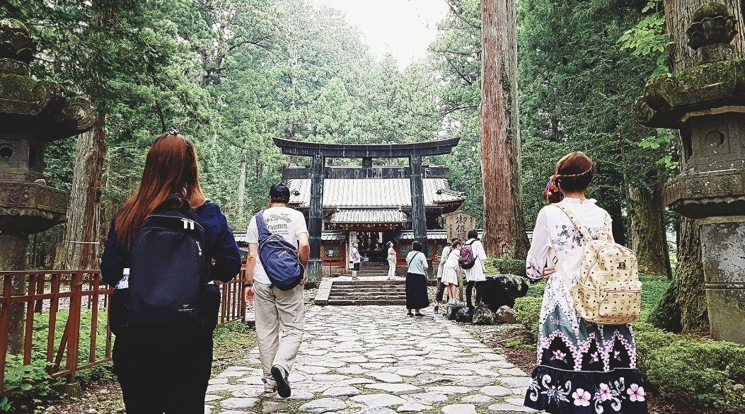 ศาลเจ้าโทโชกุ(Toshogu Shrine) nikko