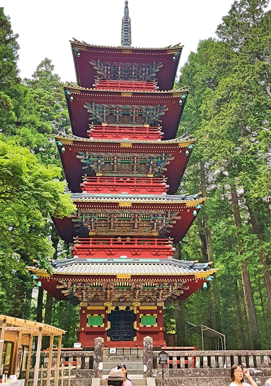 ศาลเจ้าโทโชกุ(Toshogu Shrine) สถานที่แสวงบุญในทริปนี้ของเรา ได้รับการขึ้นทะเบียนให้เป็นมรดกโลกUNESCO World Heritage Site
