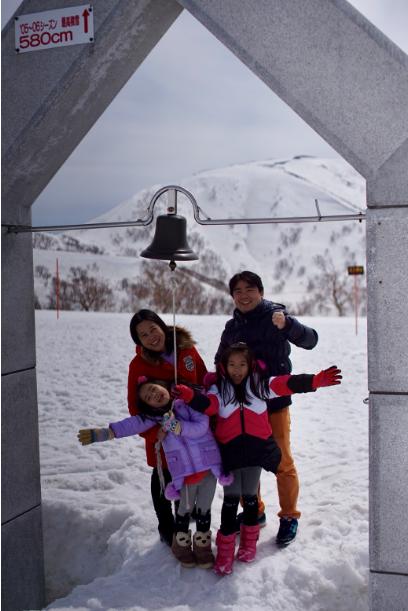 ตามรอยแฟนเดย์...ลั่นระฆังแห่งความรักเพื่อรักนิรันดร์ที่ คิโรโระ สกี รีสอร์ท (Kiroro Ski Resort) ฮอกไกโด