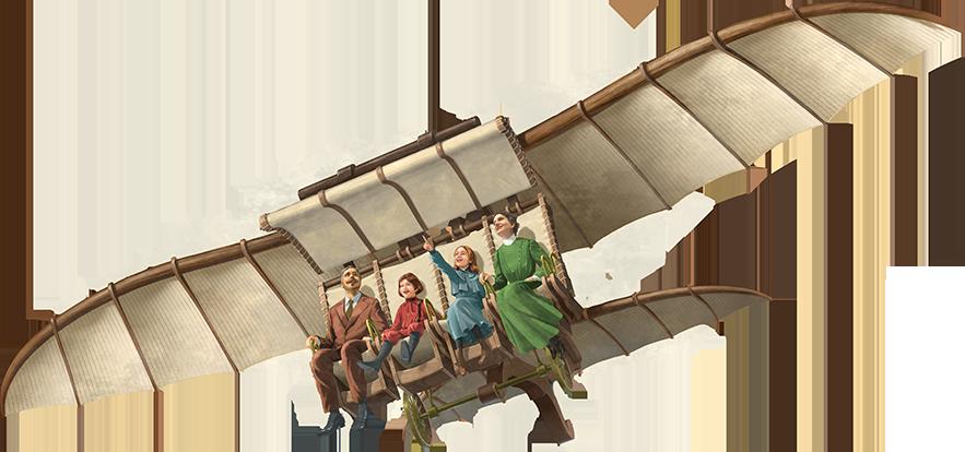 Tokyo DisneySea เปิดตัวเครื่องเล่นใหม่ Soaring: Fantastic Flight บินล่องไปในอากาศ