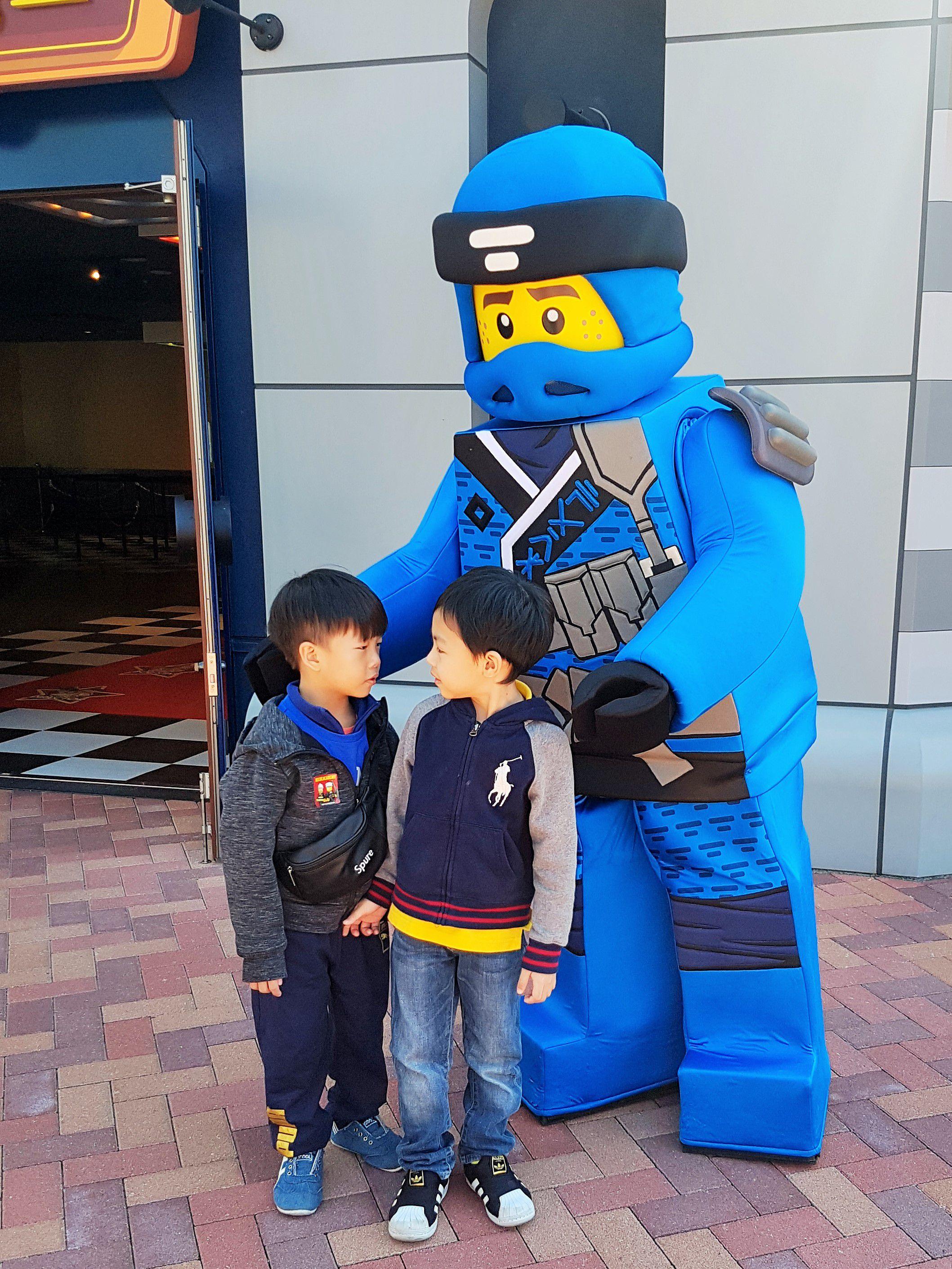 พาลูกเที่ยวญี่ปุ่น ดได้ไม่อั้น สวนสนุก ธีมพาร์คแห่งใหม่ที่นาโกย่า (Nagoya) คือ เลโก้แลนด์ Legoland @Japan Resort