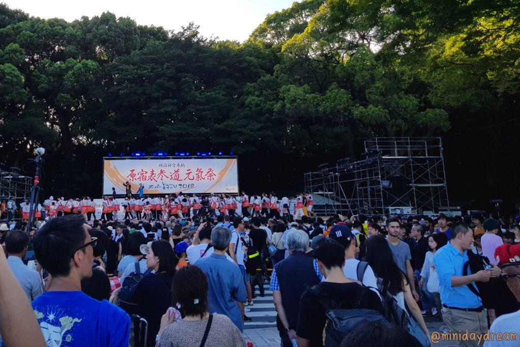 งานซูเปอร์โยซาโคอิ โตเกียว