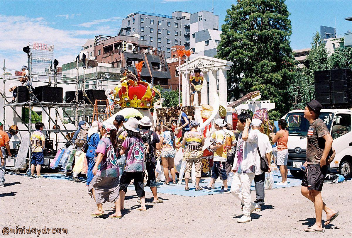 ชวนเที่ยวเทศกาล Asakusa Samba Carnival Parade Contest ช่วงสิงหา ธีมแซมบ้า ในหน้าร้อน