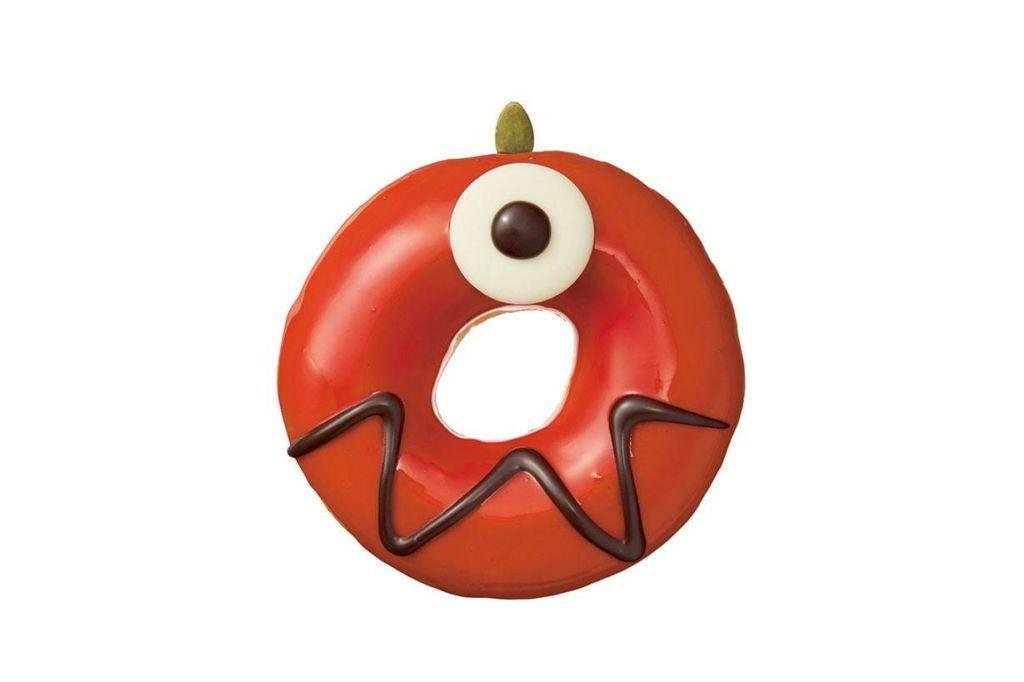 เตรียมพบกับโดนัทสีสันสดใส ต้อนรับวันฮาโลวีนจากคริสปี้ ครีม (Krispy Kreme)