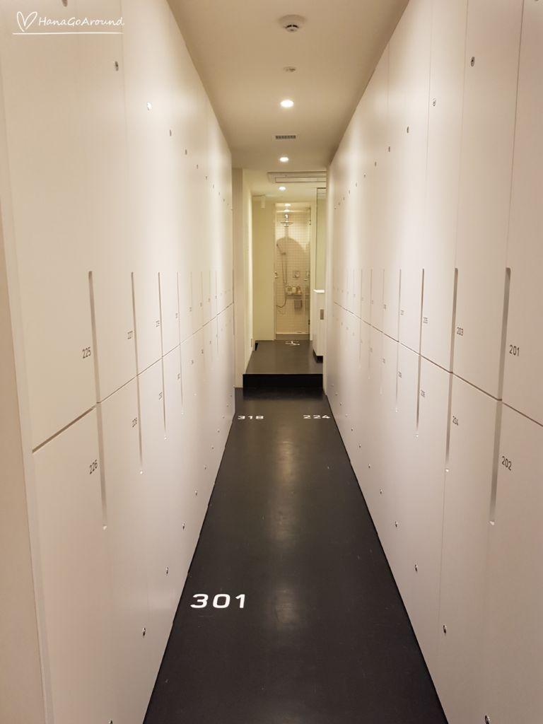 โรงแรมแคปซูล 9h - Nine Hours Asakusa , Tokyo