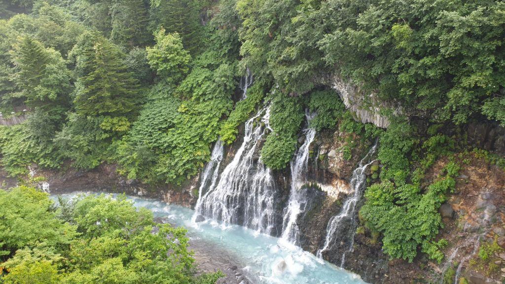 ตะลุยบิเอะ (Biei) พาชมสระน้ำสีฟ้าที่ฮอกไกโด(hokkaido)