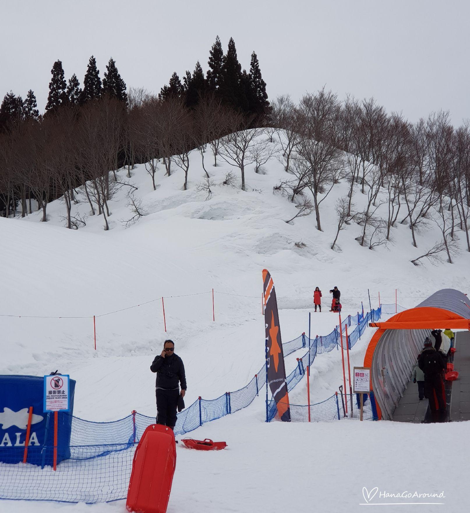 รีวิวเที่ยวเมืองหิมะ เล่นสกีที่ญี่ปุ่นสโนว์สุดฟิน in Gala Yuzawa Snow Resort ที่เมืองเอจิโหงะ-ยูซาว่า (Echigo-Yuzawa)