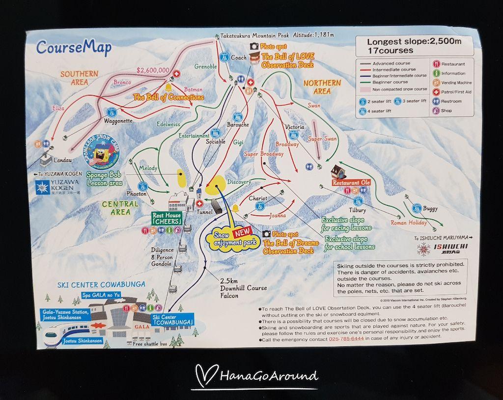เดินทาง Gala Yuzawa Snow Resort ที่เมืองเอจิโหงะ-ยูซาว่า (Echigo-Yuzawa) ด้วย Tokyo Wide Pass