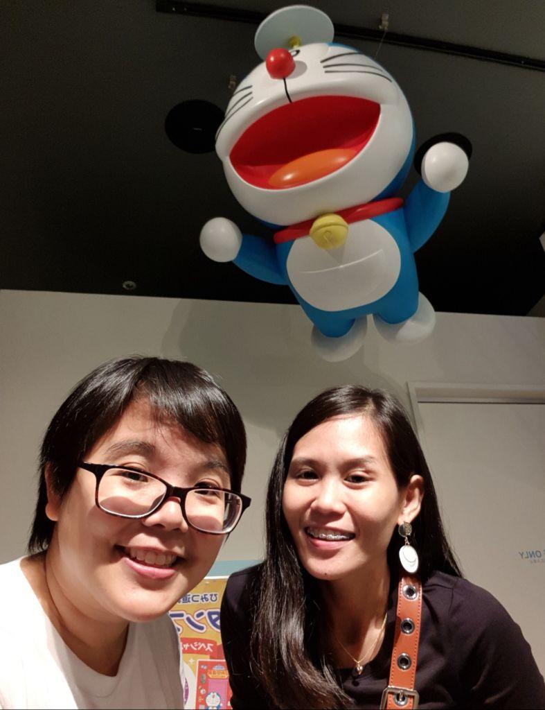 คอปเตอร์ไม้ไผ่ Doraemon WAKU WAKU SKY PARKสนามบิน New Chitose ฮอกไกโด