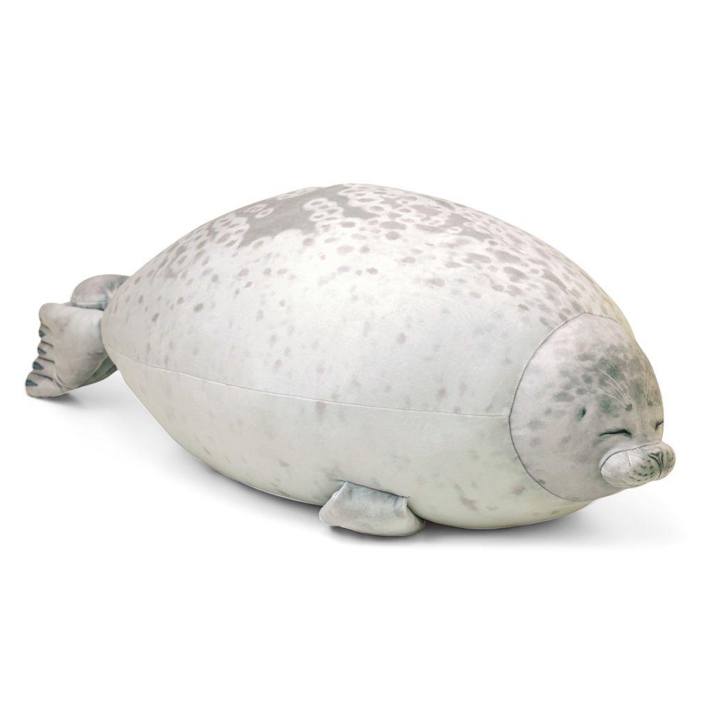 หมอนอิง แมวน้ำ อาราเร่จัง ของพิพิธภัณฑ์สัตว์น้ำไคยูคัง โอซาก้า