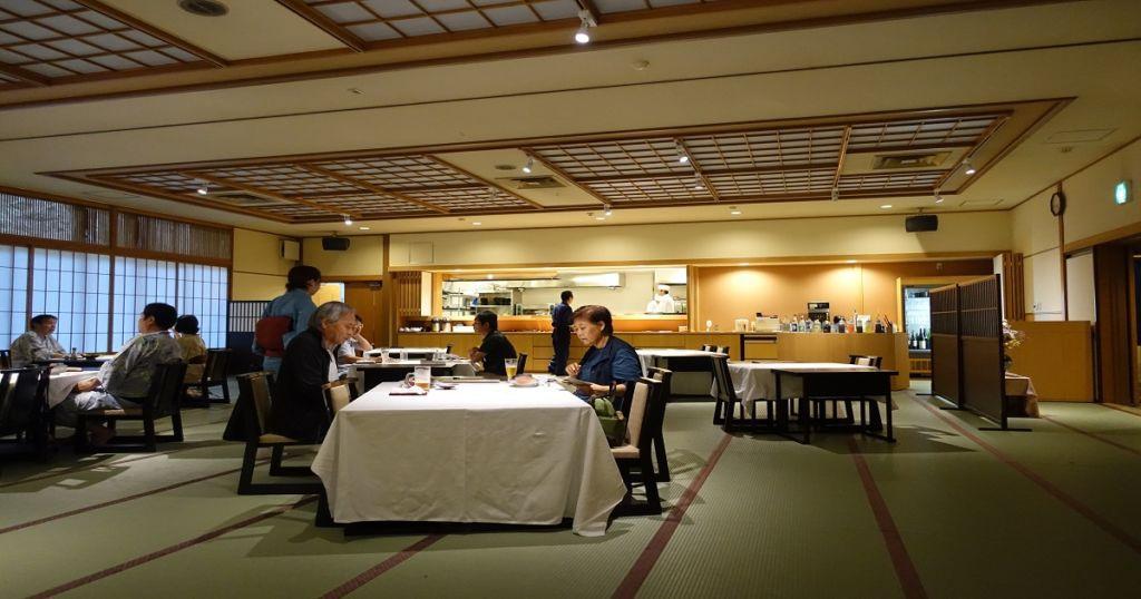 ที่พักโรงแรมเรียวกัง Tsuchiyu Onsen จังหวัดFukushima