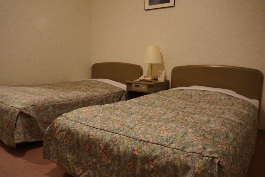 ที่พักในฟุราโนะ(Furano) โรงแรม Furano Hotel Bell Hill เป็นโรงแรมปลอดบุหรี่