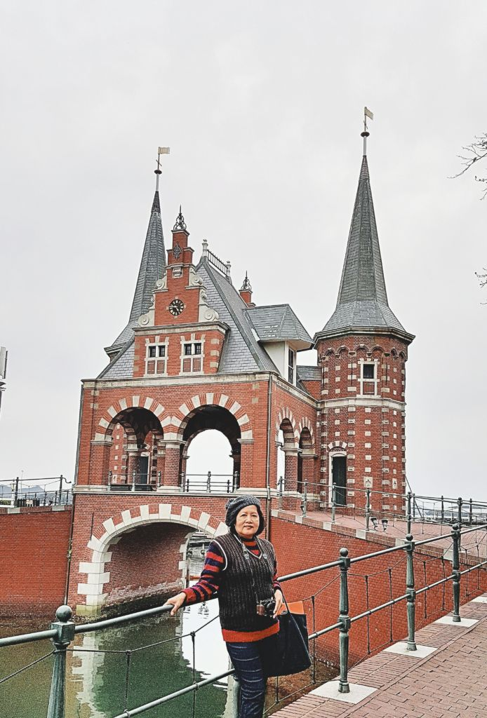 พาเที่ยวฮอลแลนด์ในดินแดนคิวชู @Huis Ten Bosch