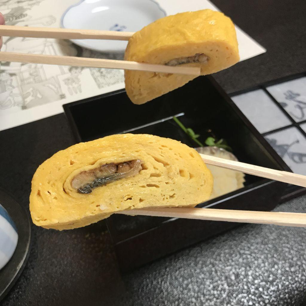 ชิมเมนูไข่หวานของร้าน Ichinoya