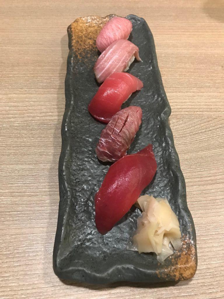ซูชิ ร้าน Kensaku (เค็นซากุ) ซอยพหลโยธิน 4