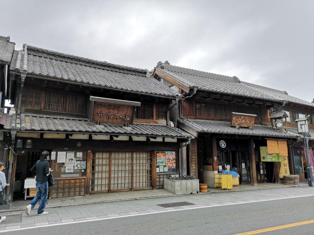พาเที่ยว Kawagoe เอโดะน้อยใกล้ Tokyo