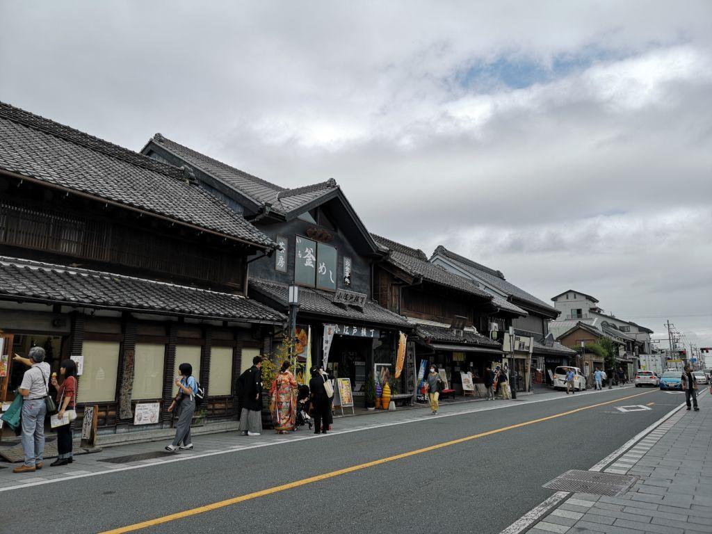 Kawagoe Kurazukuri Museum พาเที่ยว Kawagoe เอโดะน้อยใกล้ Tokyo