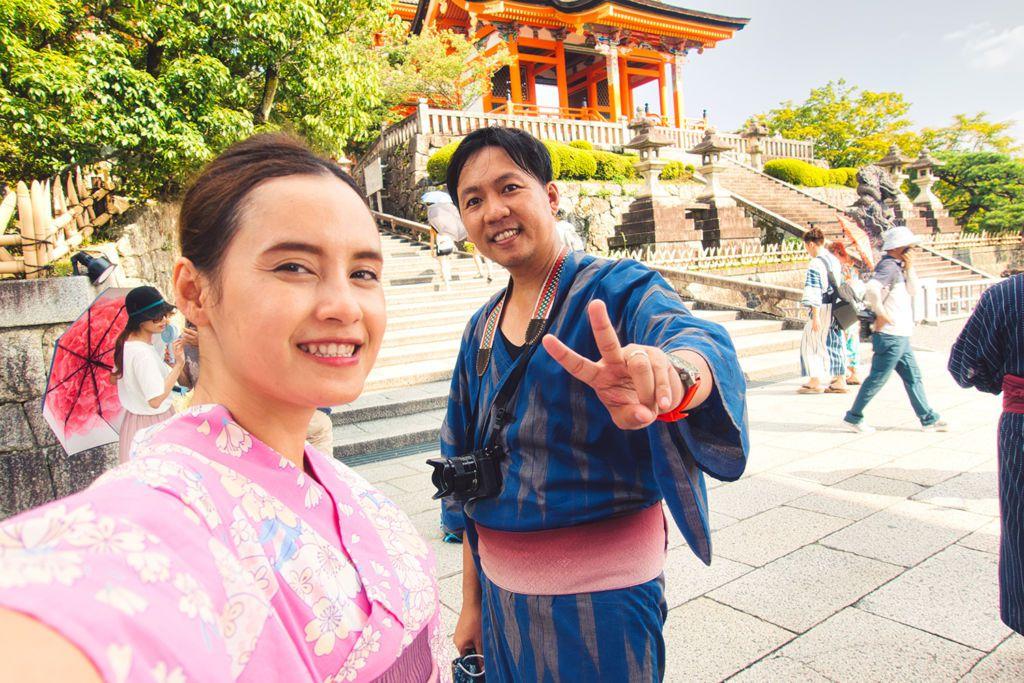 KyotoBus-trip Kintetsu nagoya-kyoto