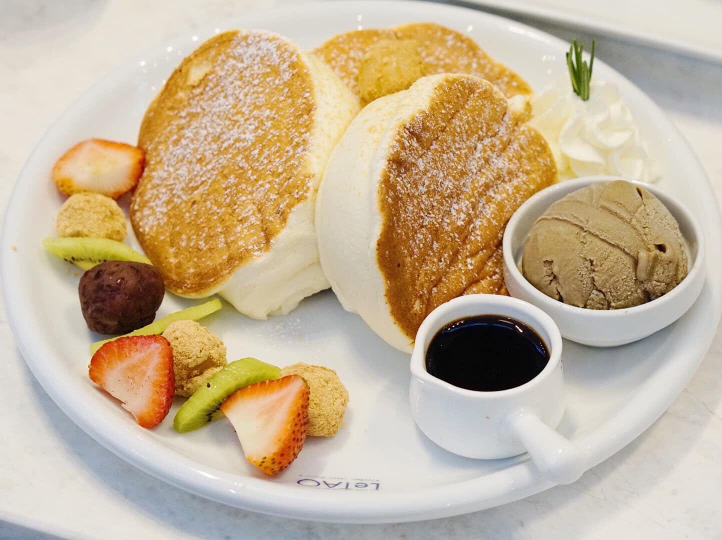 พุดดิ้งญี่ปุ่น LeTAO Cafe Thailand