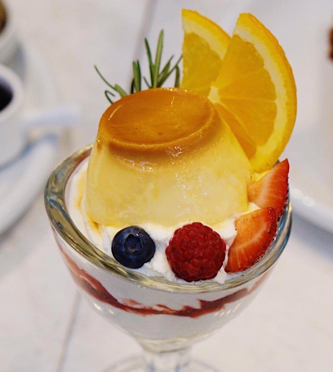 พุดดิ้ง LeTAO Cafe Thailand จากญี่ปุ่น
