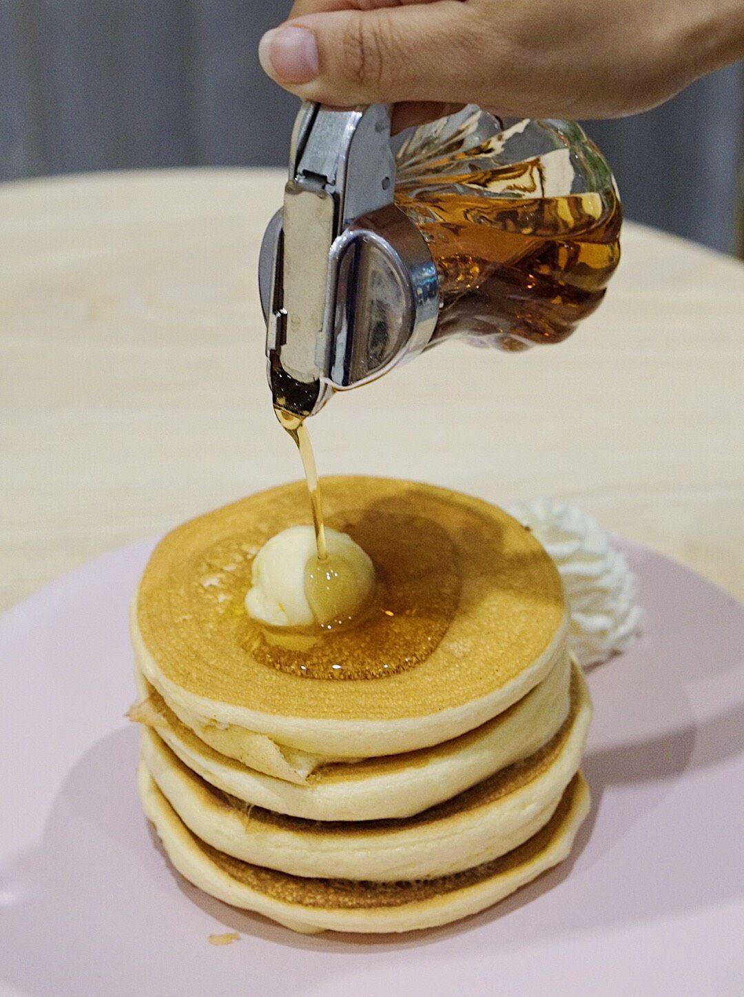 Belle Ville - Fluffy Pancake สูตรเด็ดจากโอซาก้า!!