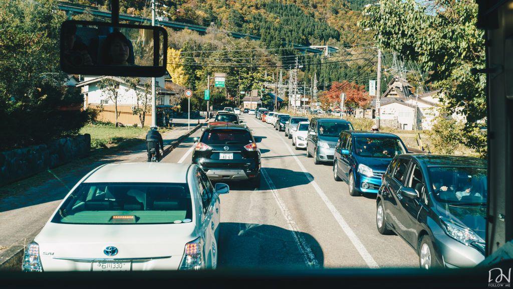 การเดินทางไปชิราคาวาโกะ (Shirakawa-go)