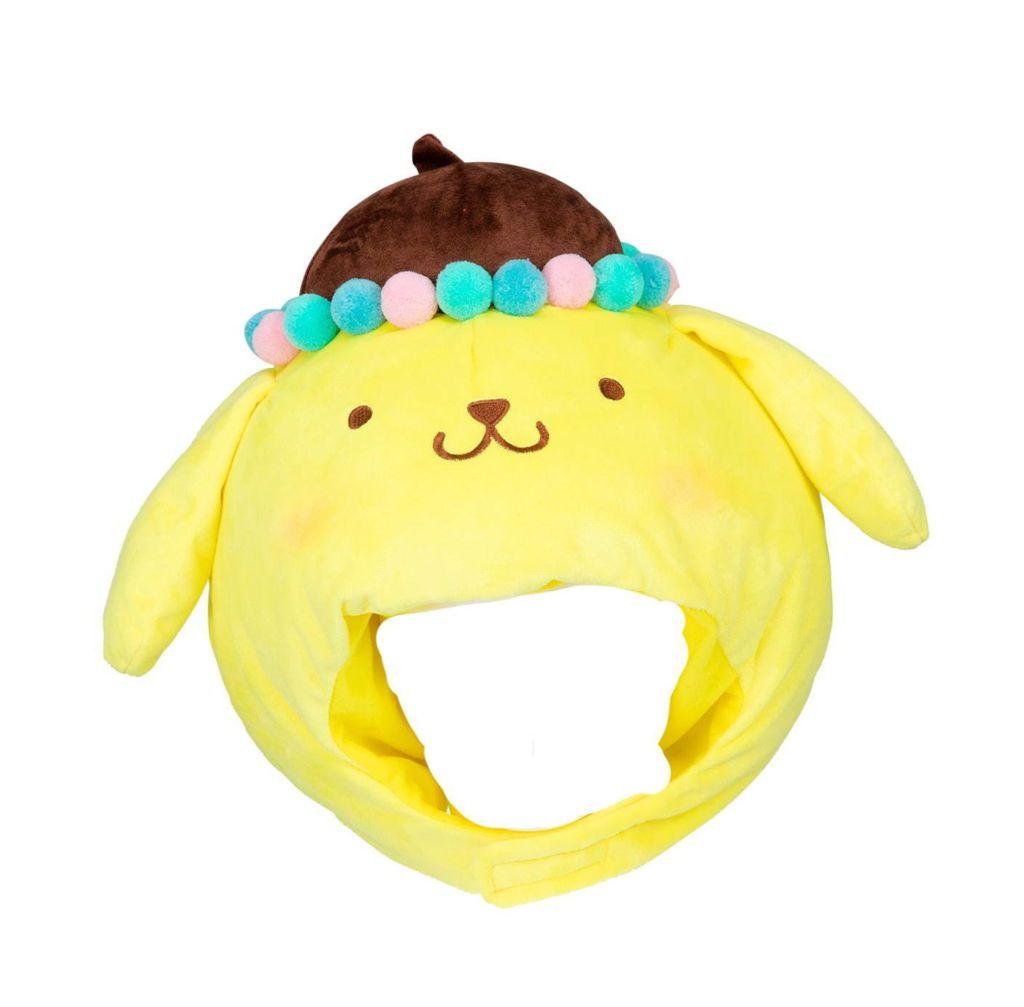 หมวกตุ๊กตายัดนุ่นเจ้าปอมปอมปูริน