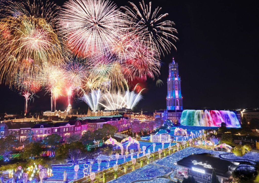 งานแข่งขันดอกไม้ไฟที่ยิ่งใหญ่ที่สุดในคิวชู ครั้งที่ 7