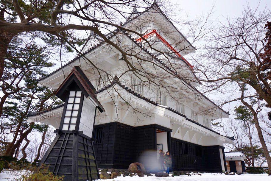 ปราสาทคุโบตะ(Kubota Castle)