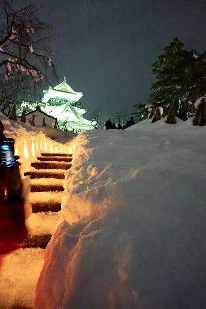 ปราสาทโยโคเตะ(Yokote Castle)