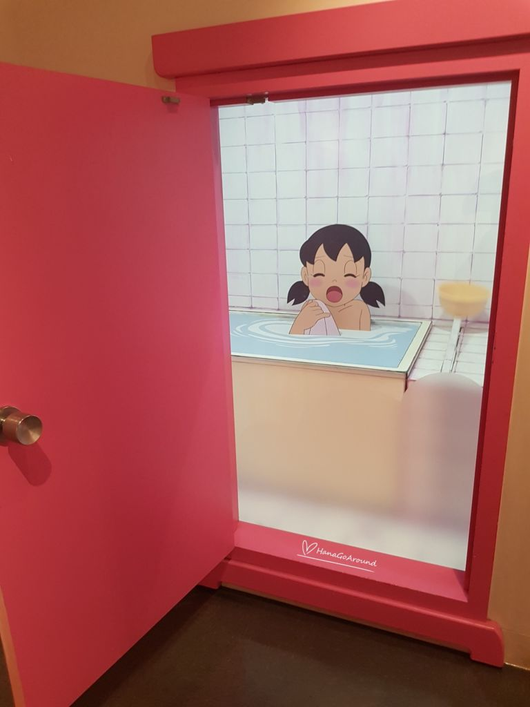 ประตูไปที่ไหนก็ได้ Doraemon WAKU WAKU SKY PARKสนามบิน New Chitose ฮอกไกโด