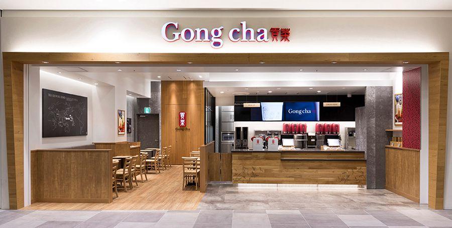ร้านชานมไข่มุก Gong Cha เตรียมเปิดสาขาใหม่ในจังหวัด Shizuoka