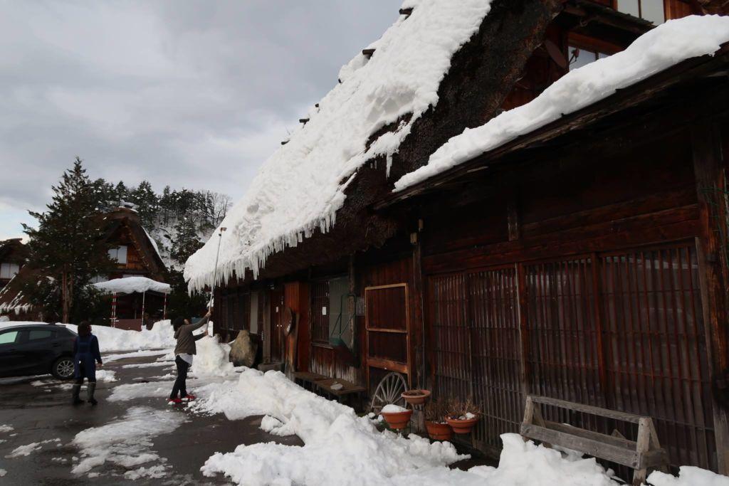 หมู่บ้านชิราคาวาโกะ หนึ่งในเมืองมรดกจากยูเนสโก