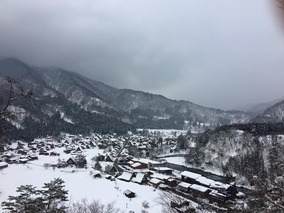 ชิราคาวาโกะ เมืองมรดกโลก ณ จังหวะกิฟุ