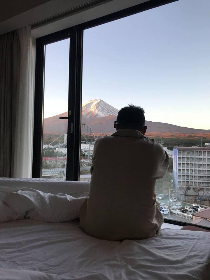 นอนชมวิวฟูจิซังที่ Hotel My Stays Fuji
