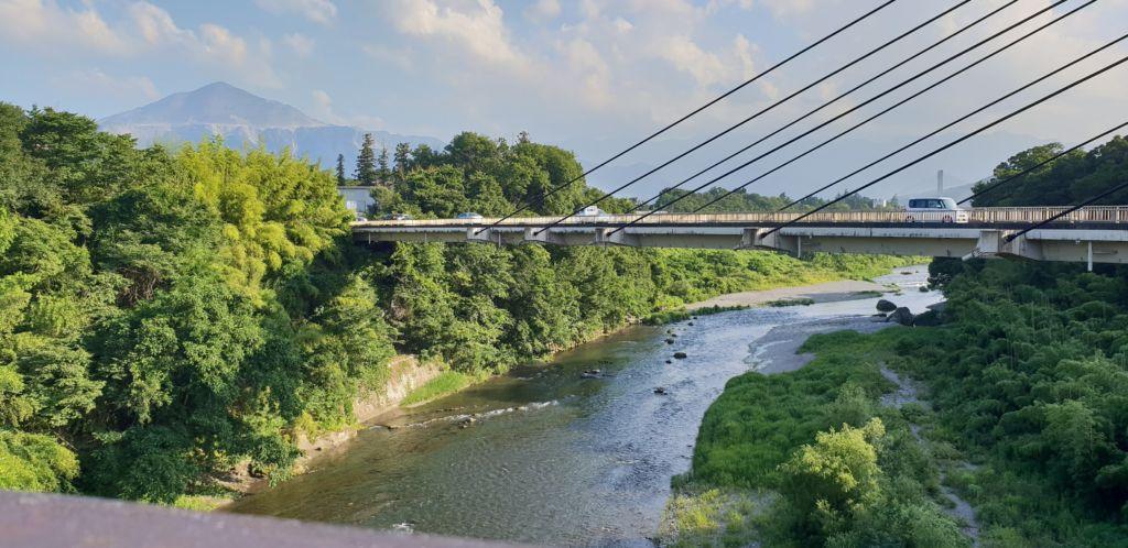 สะพานจิจิบุ ตามรอย Ano hana ณ เมืองจิจิบุ จังหวัดไซตามะ