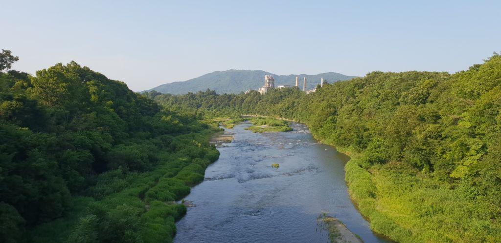 แม่น้ำอาราคาว่า ตามรอย Ano hana ณ เมืองจิจิบุ จังหวัดไซตามะ
