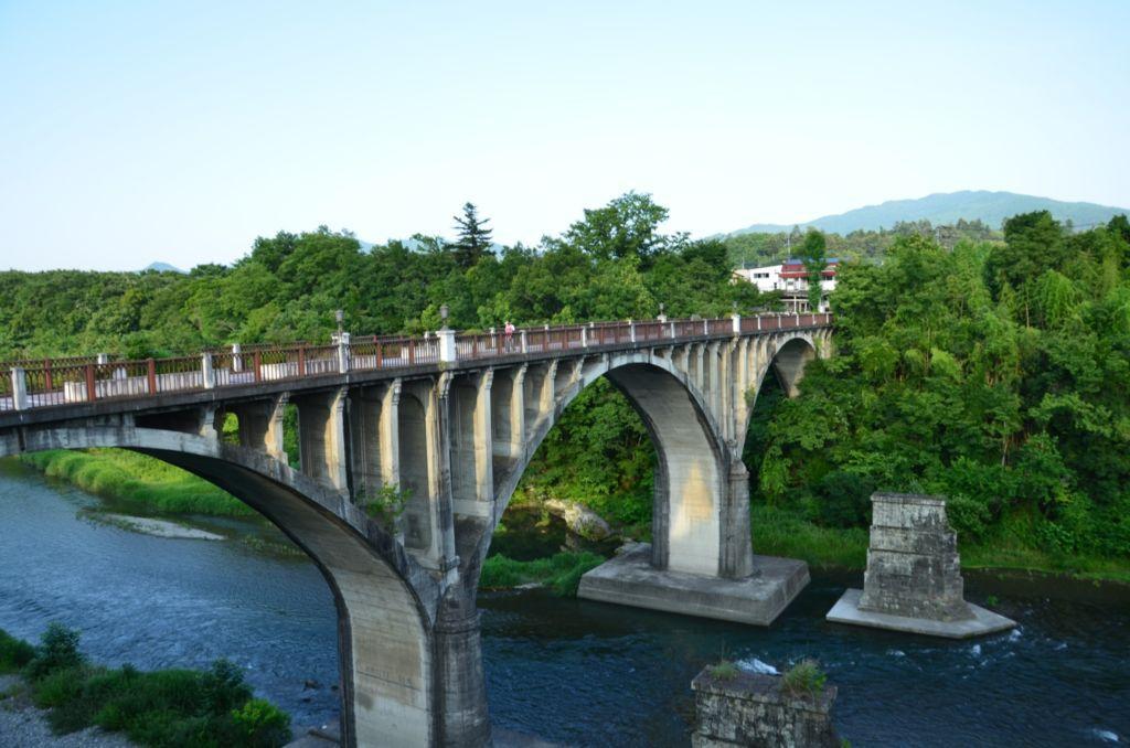 สะพานจิจิบุเก่า ตามรอย Ano hana ณ เมืองจิจิบุ จังหวัดไซตามะ