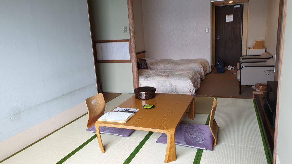 Toya Kohantei Hotel ที่พักฮอกไกโด ริมทะเลสาบโทยะ