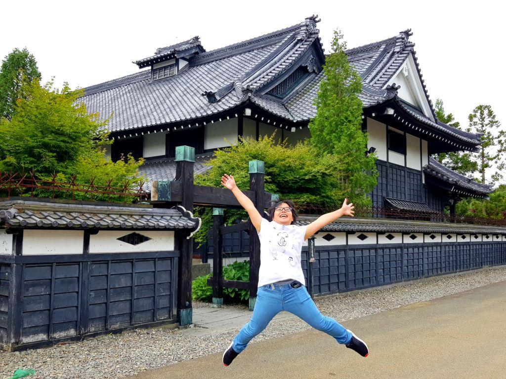 หมู่บ้านนินจาดาเตะจิไดมุระ โนโบริเบทสึ (Noboribetsu Hokkaido)