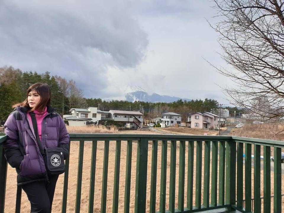 Fuji Zakura Inn โรงแรมวิวภูเขาไฟฟูจิ
