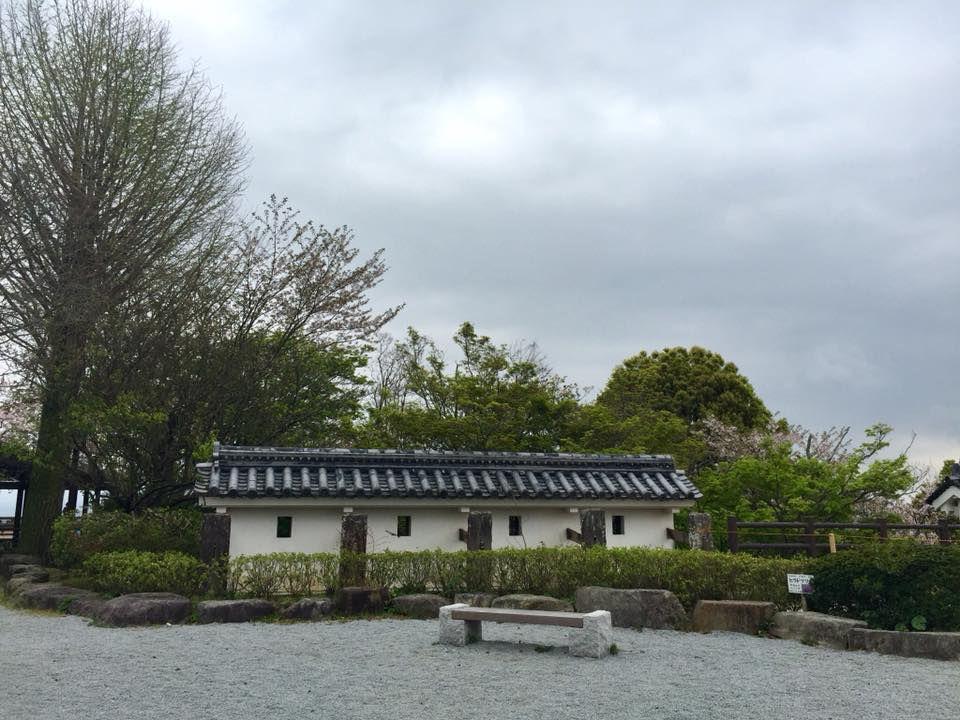 ปราสาทคาราสึ บนเกาะคิวชู จังหวัดซากะ