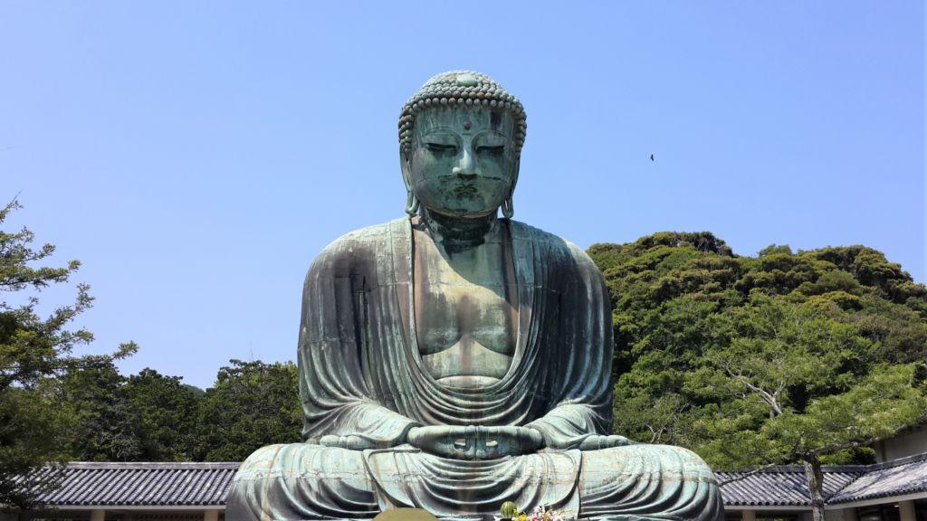 พระใหญ่ (Daibutsu) แห่งคามาคุระ วัดโคโตคุอิน
