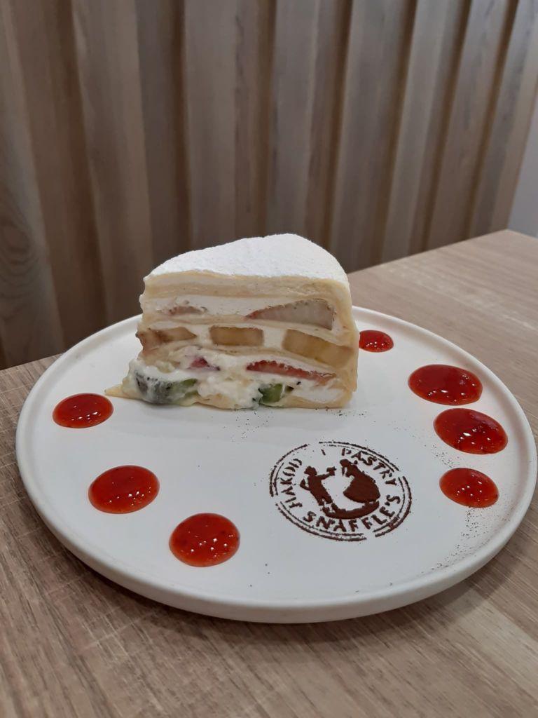 เครปเค้ก ร้าน Snaffle's ที่ Siam Square One ชั้น 5