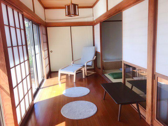 โฮสเทลแบบญี่ปุ่น Tips Hostel เมืองคิยะมะ