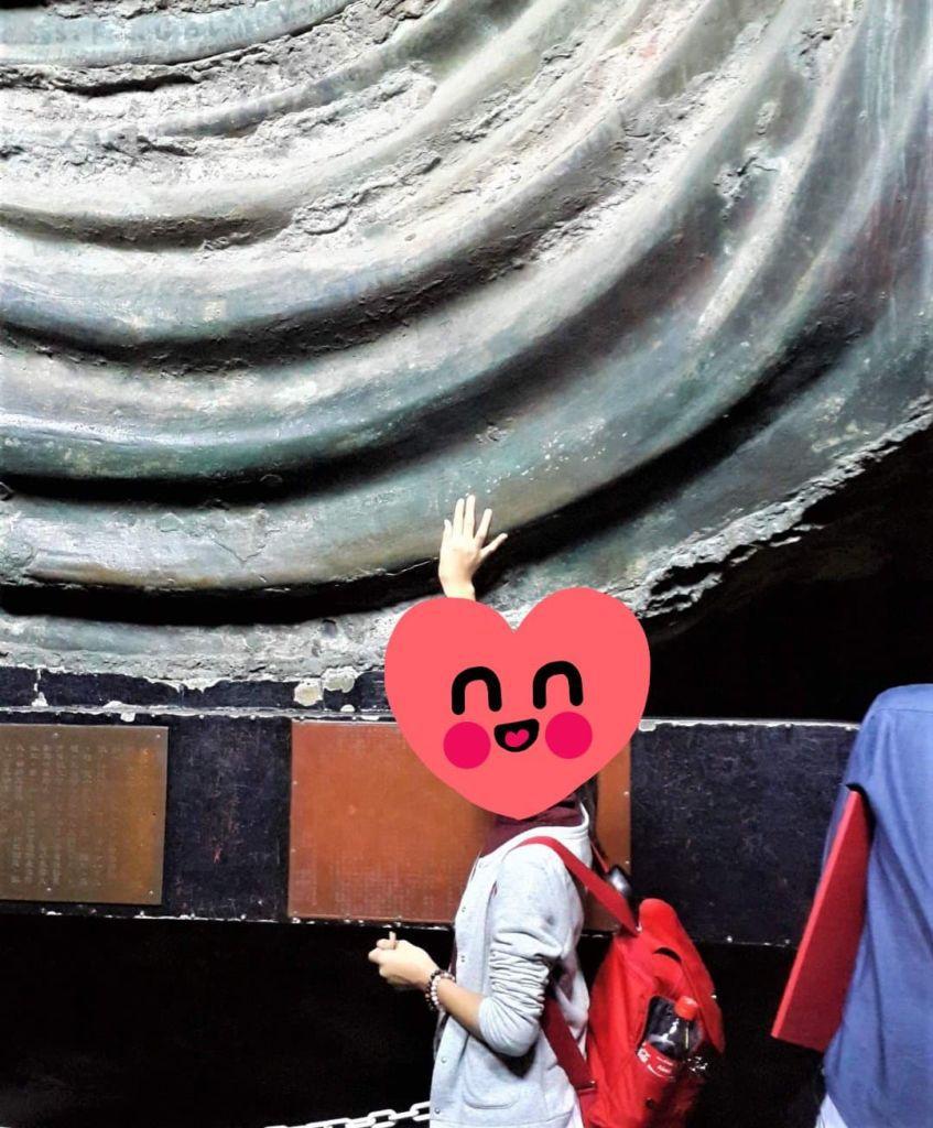 เดินชมด้านในพระใหญ่ (Daibutsu) แห่งคามาคุระ วัดโคโตคุอิน