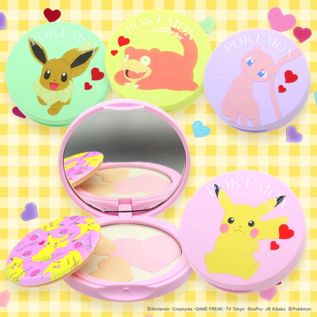 Pokemon Pressed Powder